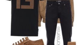 Dope fit of the day (men's outfit)