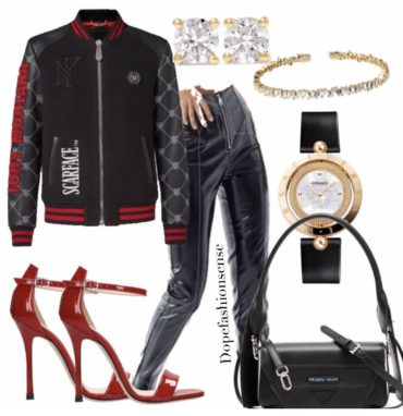 Outfit of the day ! / Philipp Plein look !