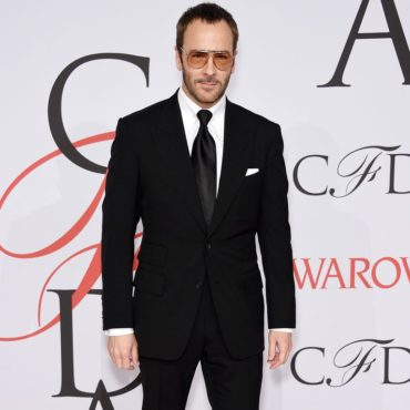 Tom Ford to Replace Diane von Furstenberg as new CFDA Chairman