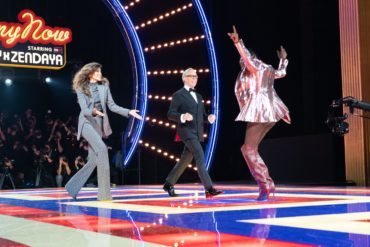 Paris Fashion Week: TOMMY HILFIGER x ZENDAYA collaboration is screaming 70s vibes !