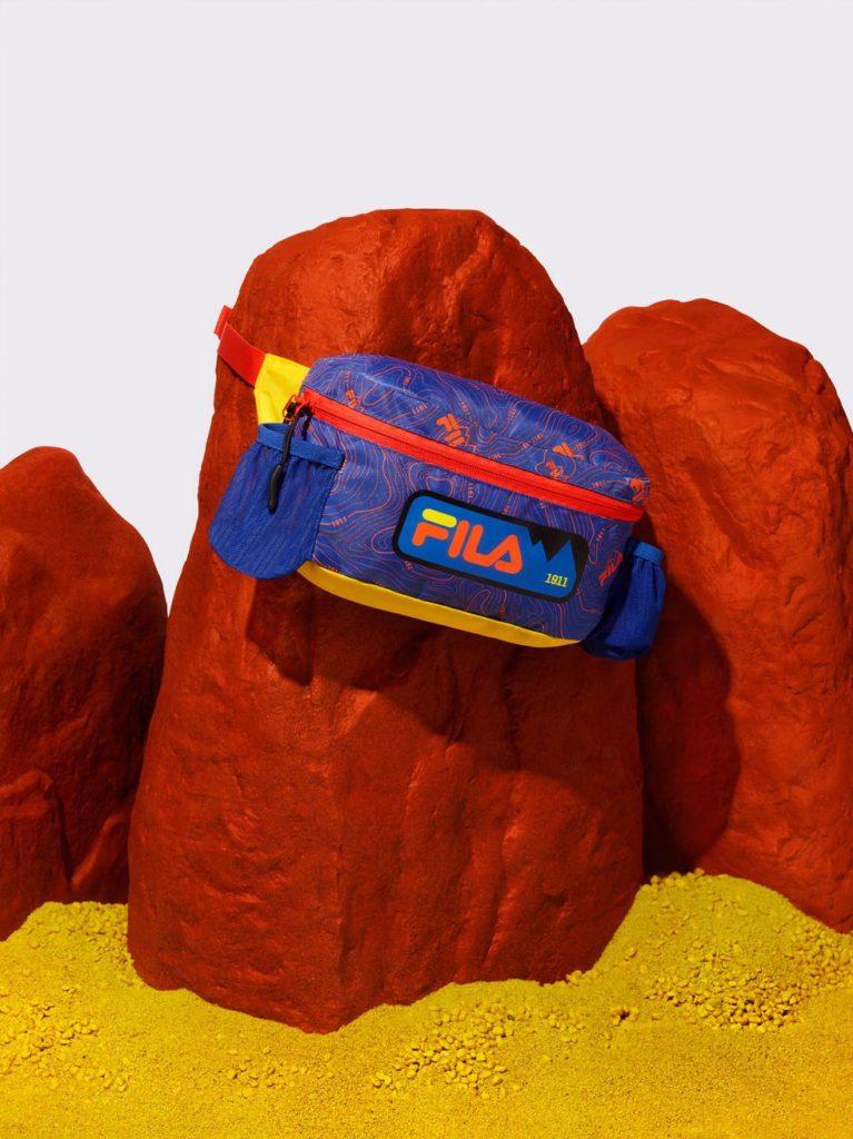 Fila multicolored fannypack