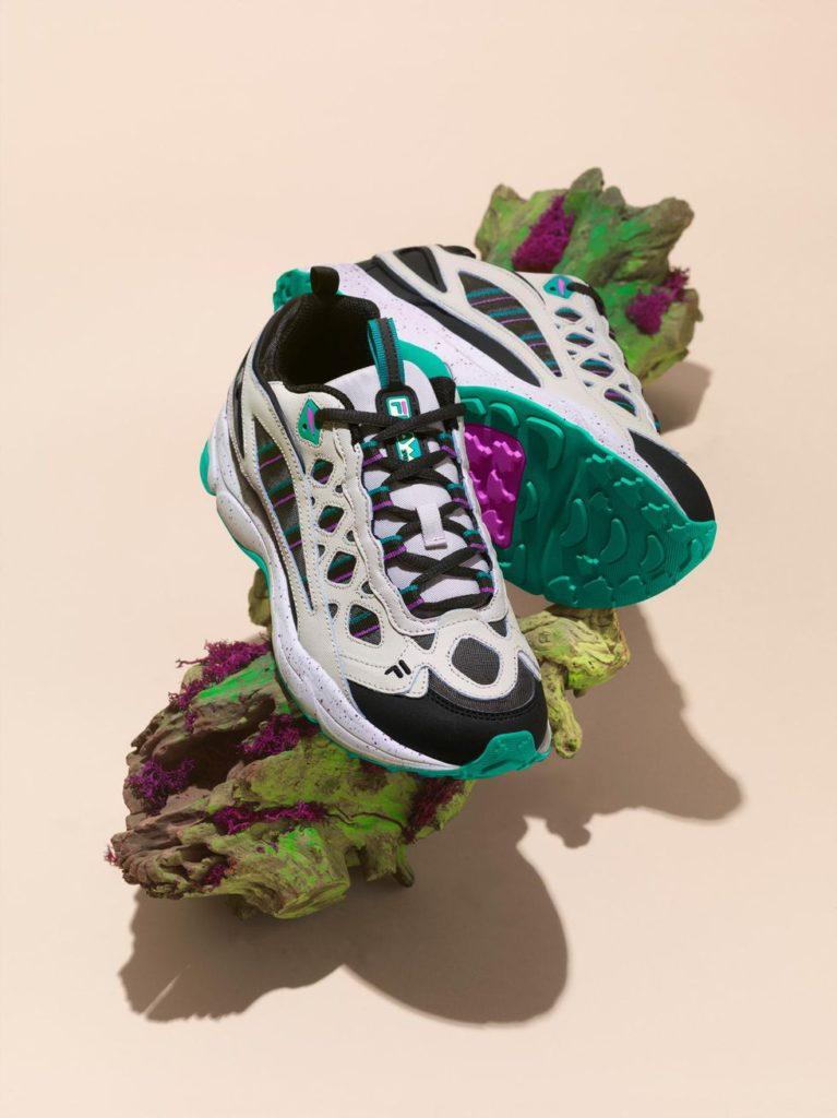 Fila woods sneaker