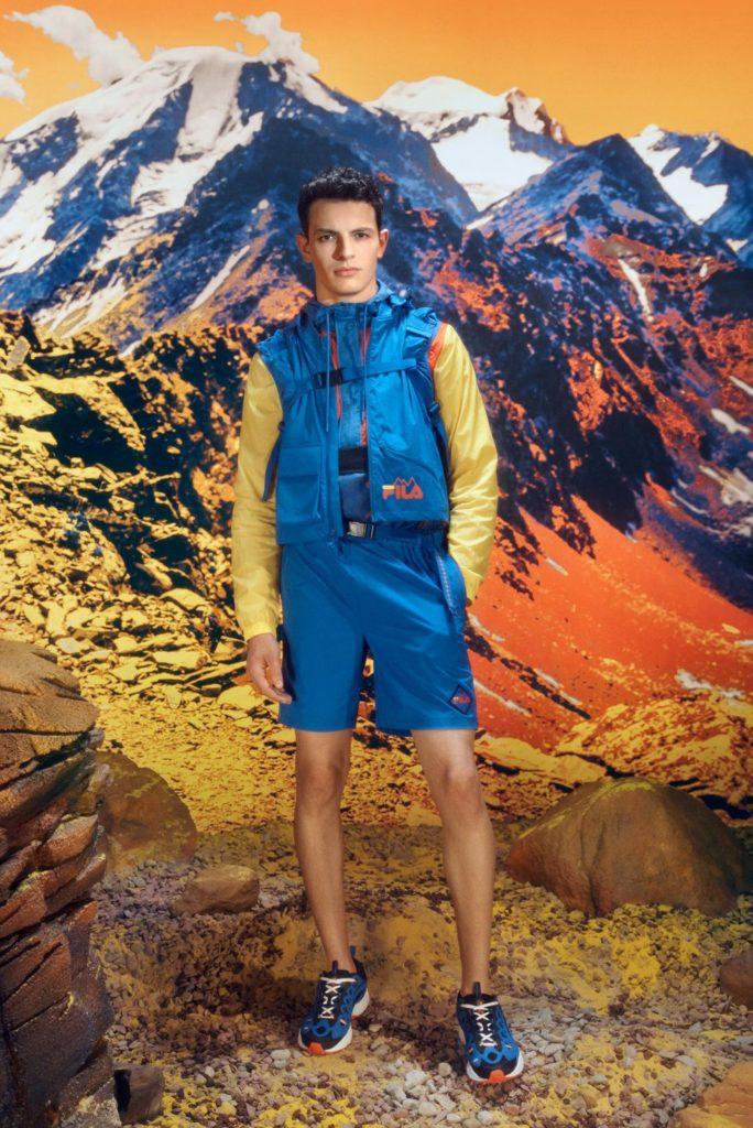 Fila Mountain mens outfit