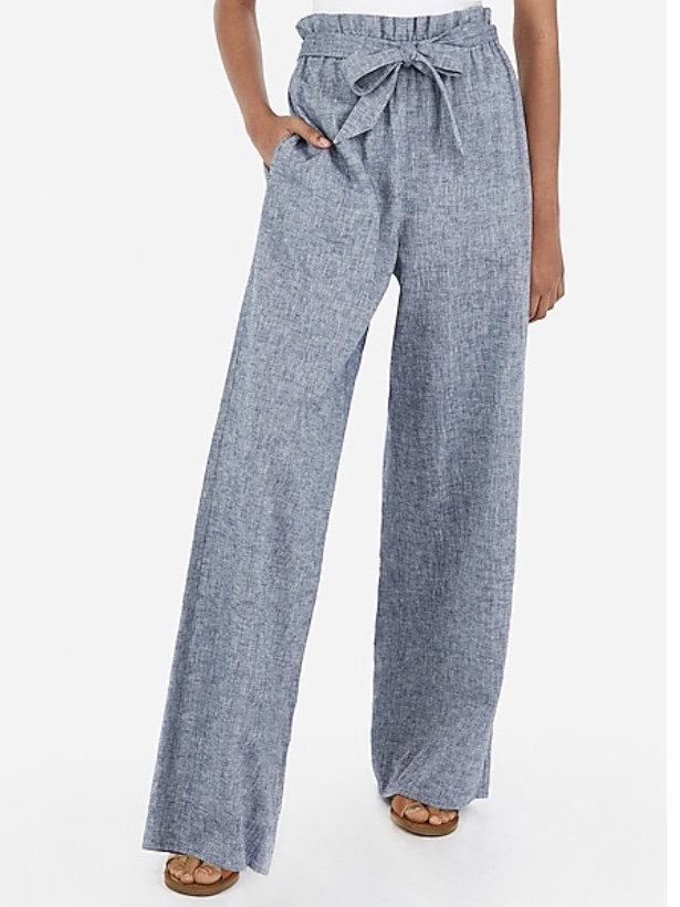 Express Loose fitting trousers