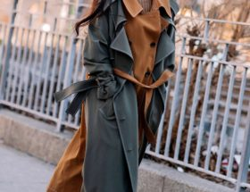 dope fashion sense trench coats