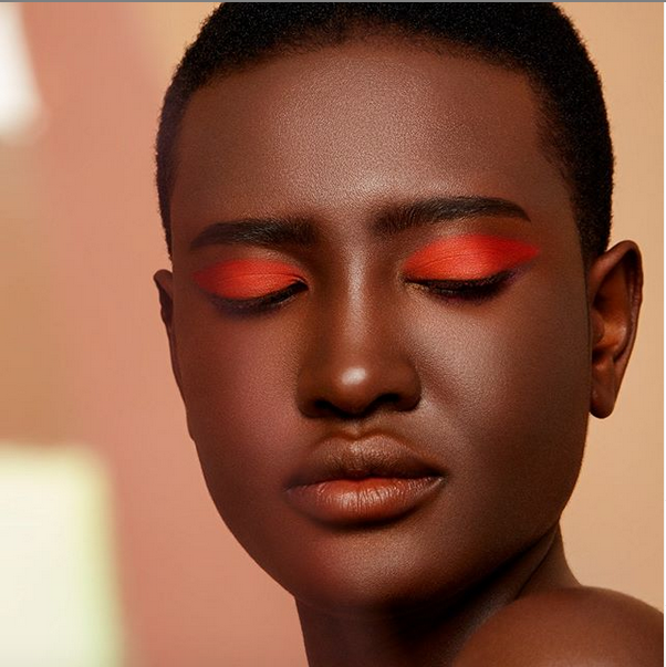 BLACK OWNED BEAUTY BRANDS. BLACK OWNED MAKE UP BRANDS. GOLD LABEL COSMETICS.