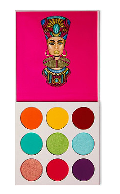 beauty products. Perfect make up and beauty products. Colorful makeup palettes.