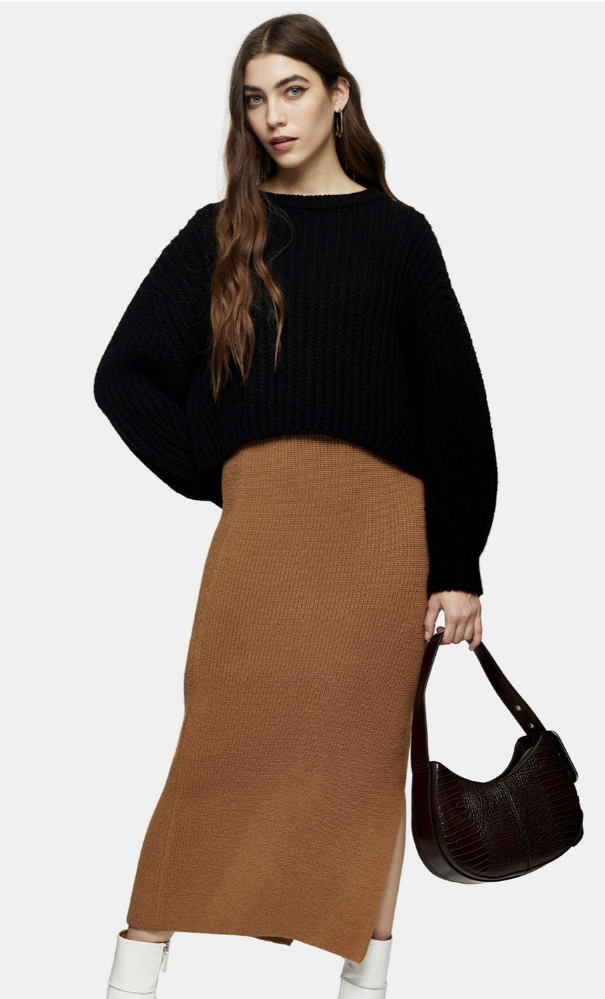 girl standing. girl in skirt. dopefashionsense. dope fashion sense