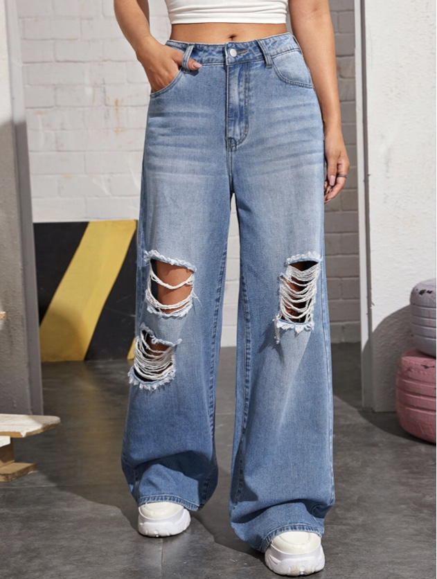 girl standing. girl standing with jeans. fashion. dope fashion sense. dopefashionsense