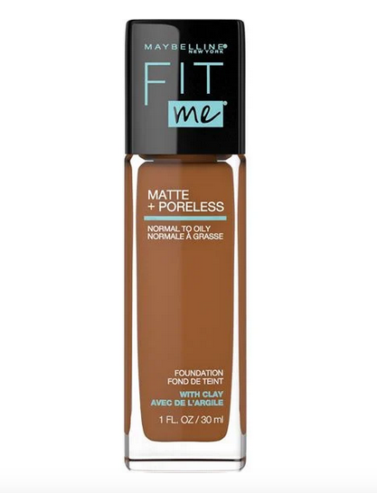 maybelline fit me. make up for the summer. foundation
