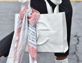 Telfar. Telfar Shopping Bags. Dope Fashion Sense. Black Owned. Black Owned Brands