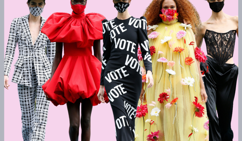 Christian Siriano Spring Ready To Wear 2021 collection by dopefashionsense.com