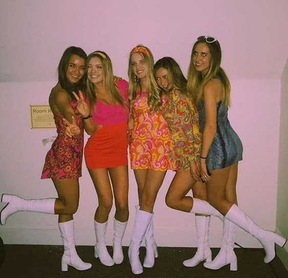 Cute Halloween costumes for bestfriends. These are Halloween costume ideas 2020 from dopefashionsense.com