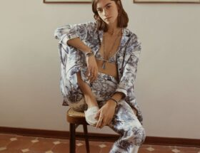 Christian Dior new loungewear collection available now.