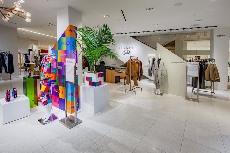 """We all thought that Barney's would never come back, but it seems like it is and in a huge way. Saks Fifth Avenue has recently debuted its """"Barneys at Saks"""" experience at Saks New York flagship store. This new retail experience came to light after Saks Fifth Avenue received licensing rights for Barneys in 2019."""