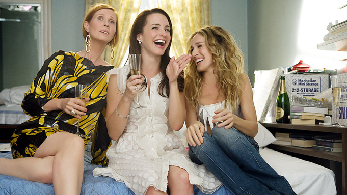 sex and the city reboot will be happening with miranda, carrie, charlotte but not samantha